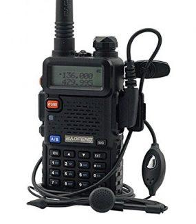 Radio Communication UHF/VHF