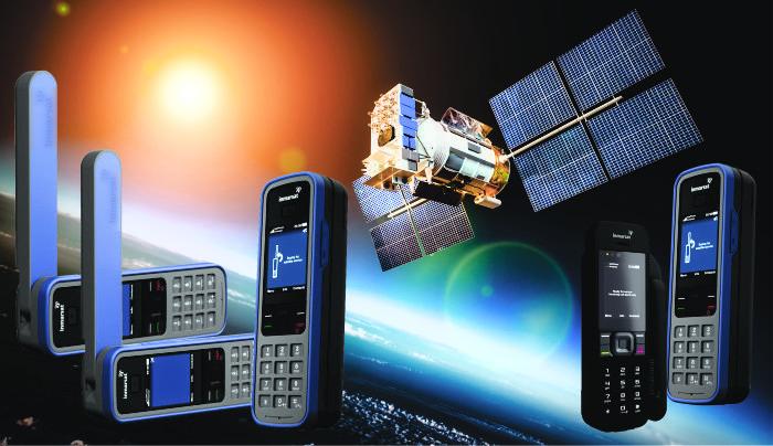 Téléphones par satellite
